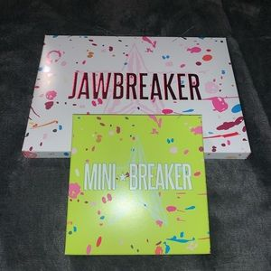 NWT JAWBREAKER MINI AND FULL SIZE PALETTES BY JSC